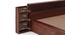 Sentosa Box Storage Platform Bed (Solid Wood) (Two-Tone Finish, King Bed Size, Box Storage Type) by Urban Ladder - -