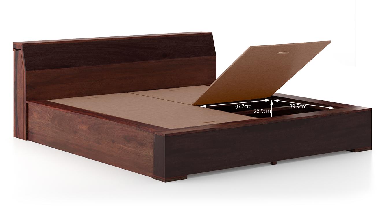 Sentosa king storage bed storage dimensions 9