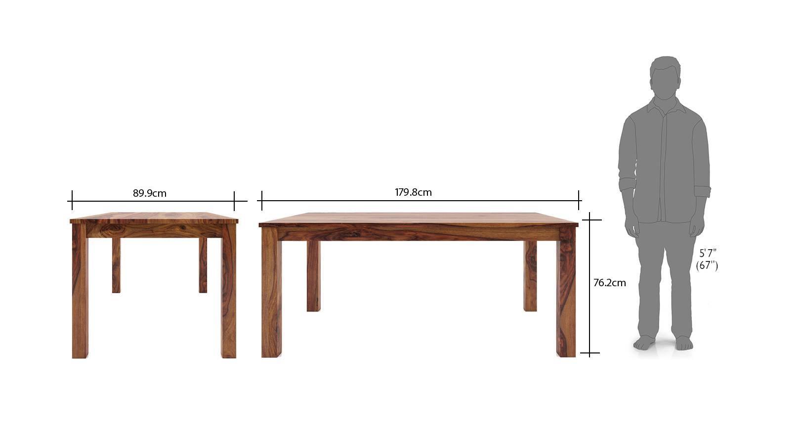 Arabia xl storage martha 6 seater dining table set tk wb 22