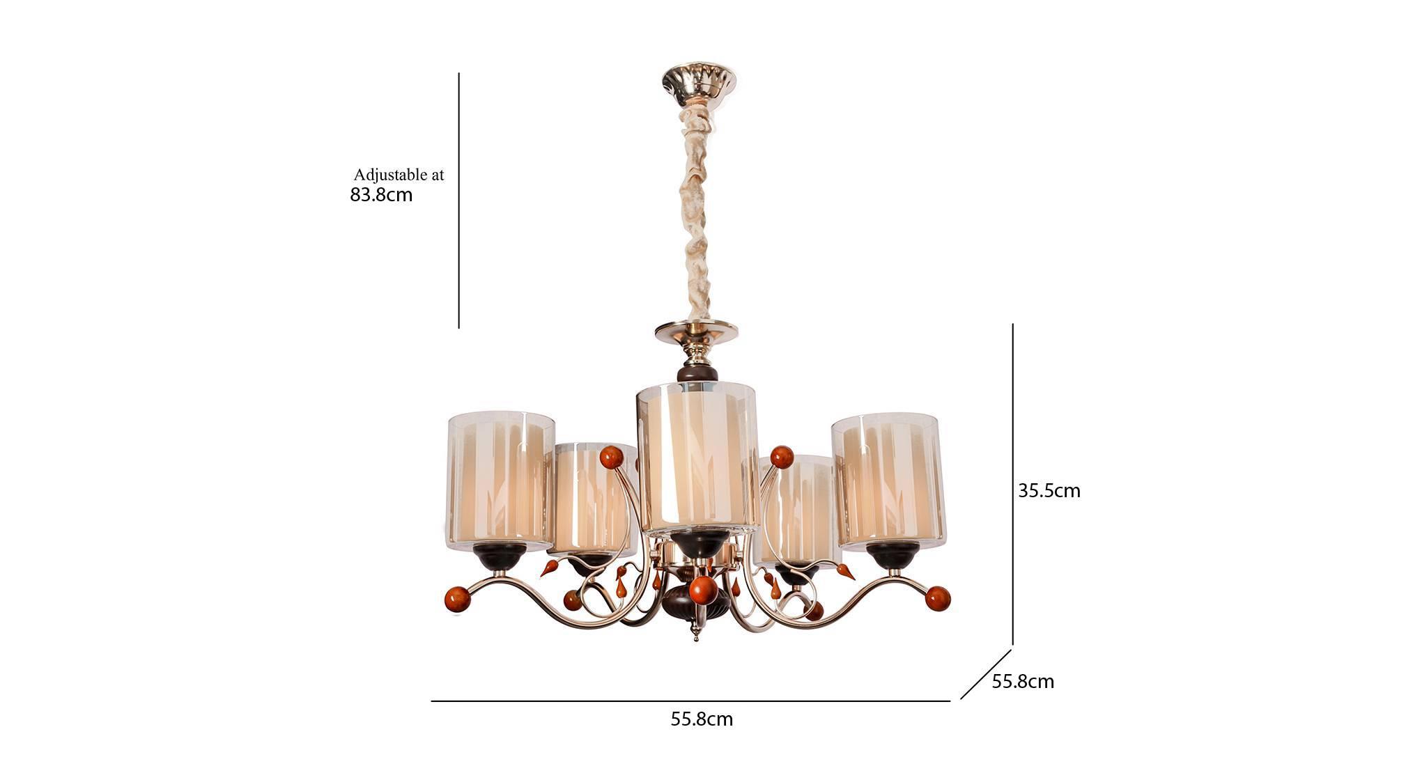 Leonis chandelier 10
