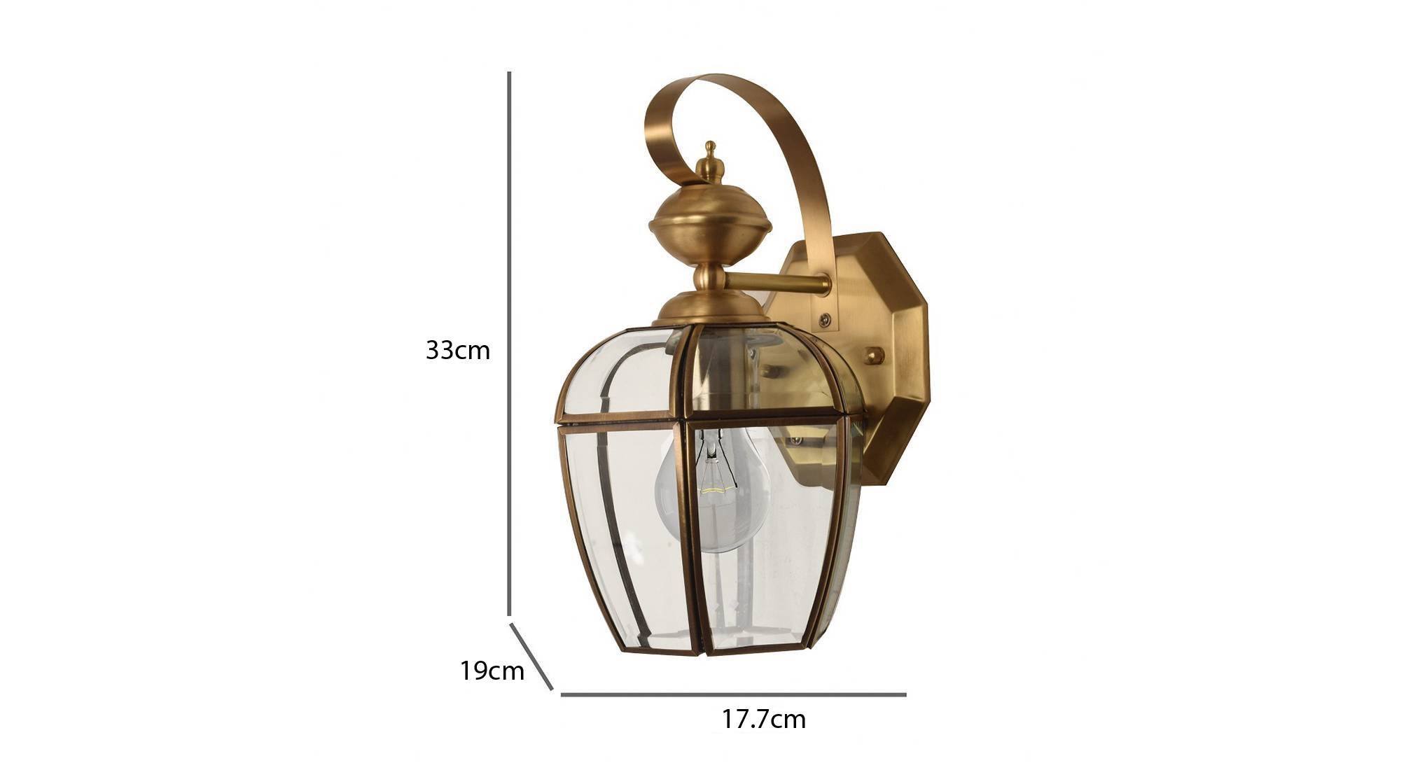 Leopold wall sconce 5