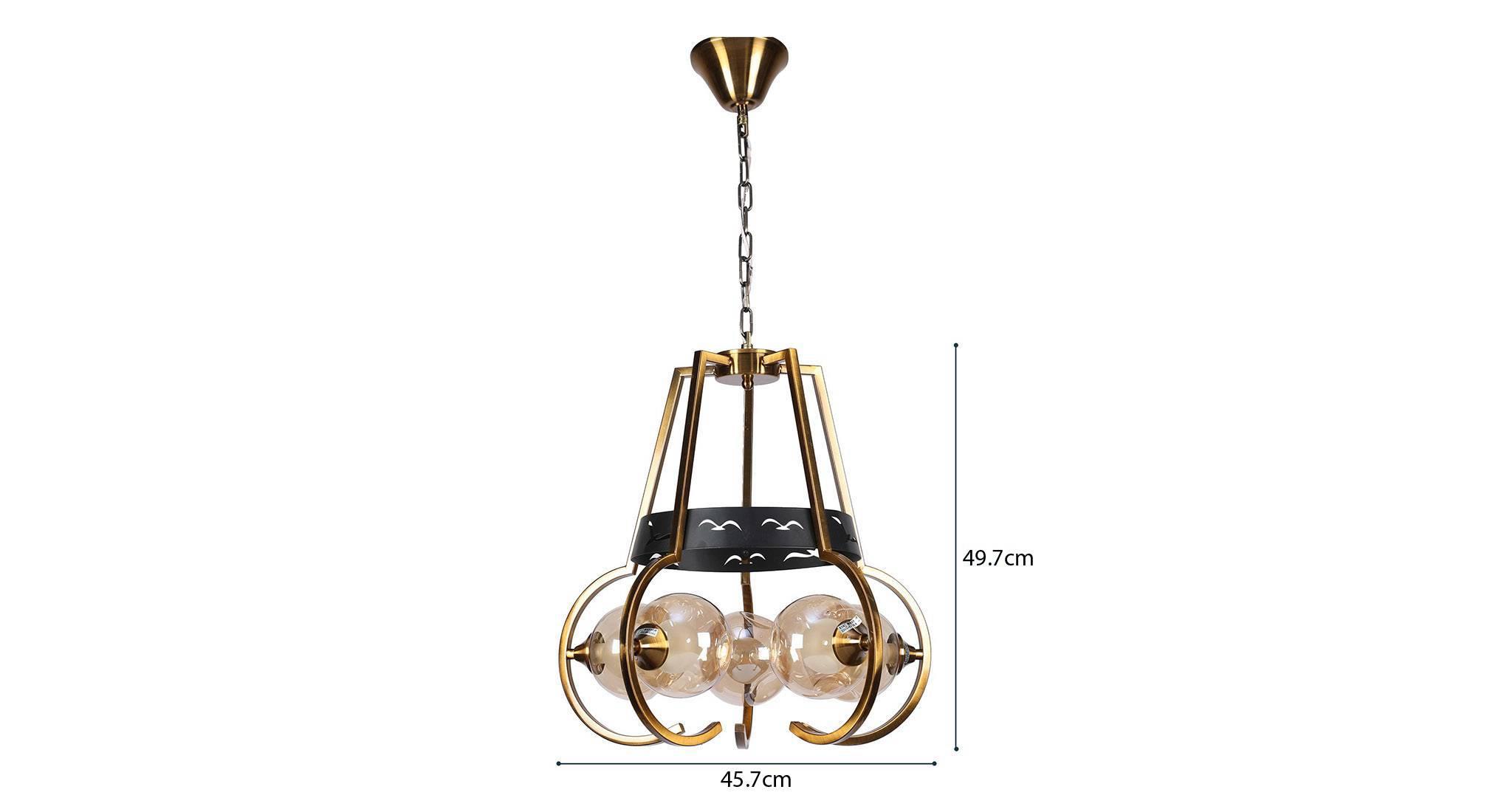 Hartwell chandelier 6