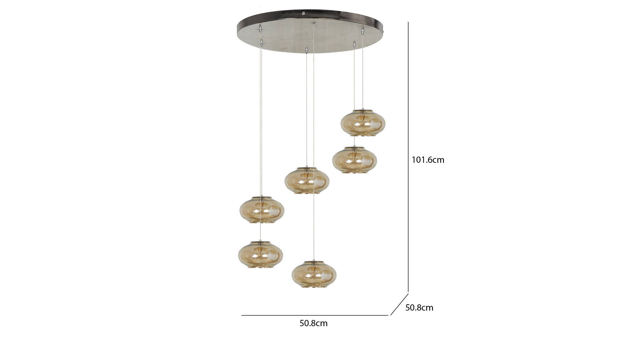 Mager hanging cluster 5