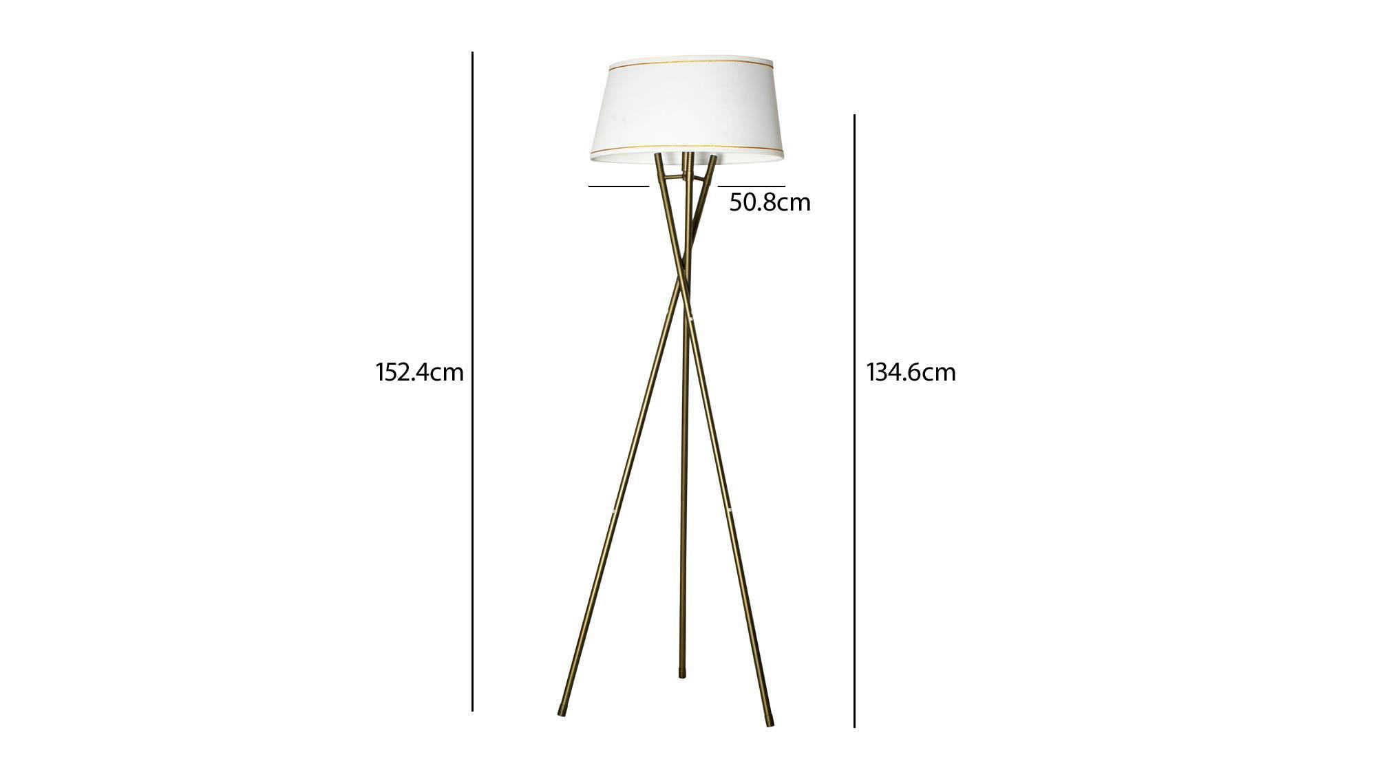 Tenet floor tripod lamp 5