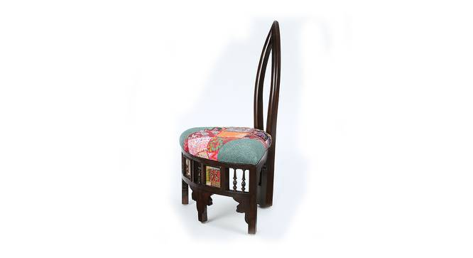 Saanvi Lobby Chair (Walnut, Matte Finish) by Urban Ladder - Cross View Design 1 - 371312