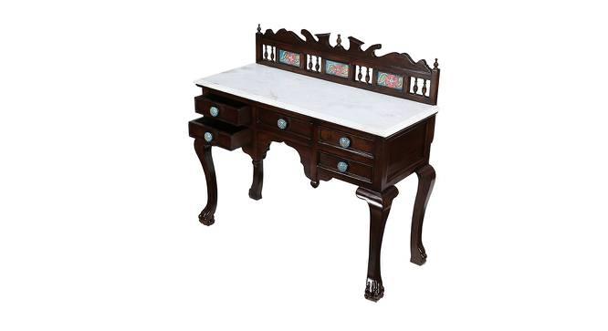 Suhana Console Table (Walnut, Matte Finish) by Urban Ladder - Cross View Design 1 - 371379