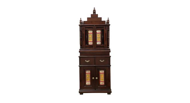 Triveni Temple (Walnut Finish, Walnut) by Urban Ladder - Cross View Design 1 - 371426