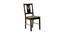 Artemis 4 Seater Dining Set (Wenge, Veneer Finish) by Urban Ladder - Front View Design 1 - 371477
