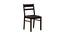 Ansley 4 Seater Dining Set (Wenge, Veneer Finish) by Urban Ladder - Design 1 Close View - 371506