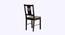 Artemis 4 Seater Dining Set (Wenge, Veneer Finish) by Urban Ladder - Design 1 Close View - 371507