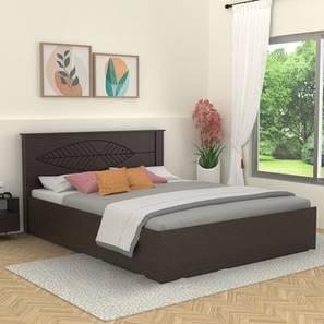 Burano storage bed wenge color melamine finish lp