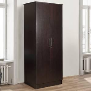 Camryn 2 door wardrobe wenge color laminate finish lp