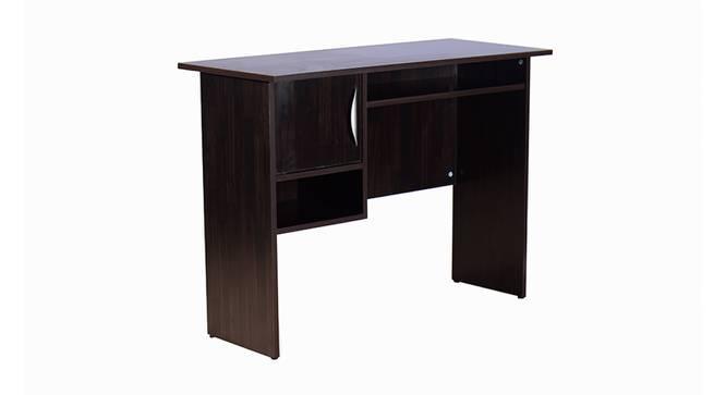 Blair Study Table (Melamine Finish, Wenge) by Urban Ladder - Cross View Design 1 - 371544