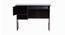 Blair Study Table (Melamine Finish, Wenge) by Urban Ladder - Rear View Design 1 - 371566