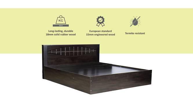 Egadi Storage Bed (King Bed Size, Melamine Finish) by Urban Ladder - Cross View Design 1 - 371633