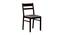 Carolyn 4 Seater Dining Set (Wenge, Veneer Finish) by Urban Ladder - Front View Design 1 - 371642