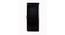 Cassidy 2 door Wardrobe with Mirror (Laminate Finish, Wenge) by Urban Ladder - Rear View Design 1 - 371661