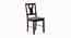 Kimora 4 Seater Dining Set (Wenge, Veneer Finish) by Urban Ladder - Front View Design 1 - 372053