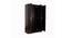 Joline 3 door Wardrobe (Laminate Finish, Wenge) by Urban Ladder - Design 1 Close View - 372093