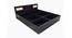 Melonie Storage Bed (Queen Bed Size, Laminate Finish) by Urban Ladder - Design 1 Side View - 372168