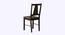 Serena 4 Seater Dining Set (Wenge, Veneer Finish) by Urban Ladder - Design 1 Close View - 372339