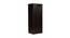 Stevie 2 door Wardrobe (Melamine Finish, Wenge) by Urban Ladder - Design 1 Close View - 372344