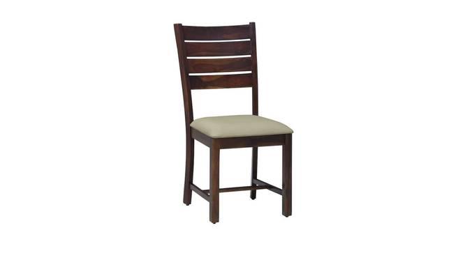 Michel Dining Chair (Semi Gloss Finish, PROVINCIAL TEAK) by Urban Ladder - Cross View Design 1 - 372479