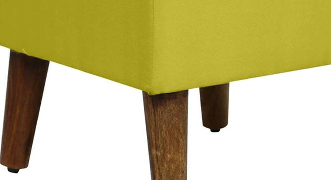 Mathis Side Table (Semi Gloss Finish, Fabric) by Urban Ladder - Front View Design 1 - 372490