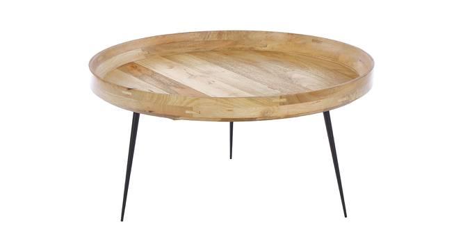 Lorna Coffee Table (Natural, Semi Gloss Finish) by Urban Ladder - Cross View Design 1 - 372743