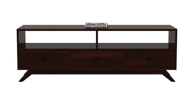 Bia TV Unit (Walnut, Matte Finish) by Urban Ladder - Front View Design 1 - 372950