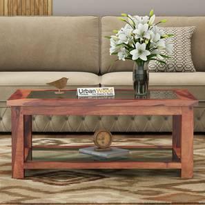 Florence coffee table teak finish color matte finish lp