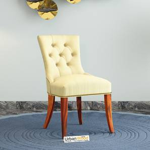 Franklin dining chair honey finish color matte finish lp