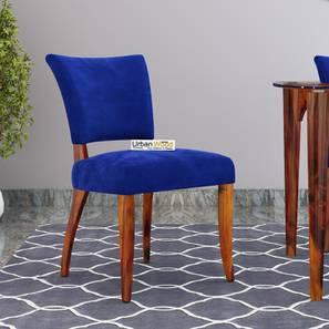 Fabian dining chair honey finish color matte finish lp