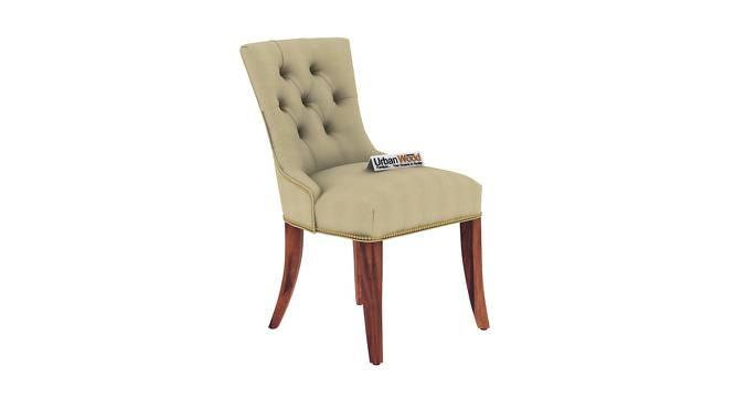 Franklin Dining Chair (Teak, Matte Finish) by Urban Ladder - Cross View Design 1 - 373116