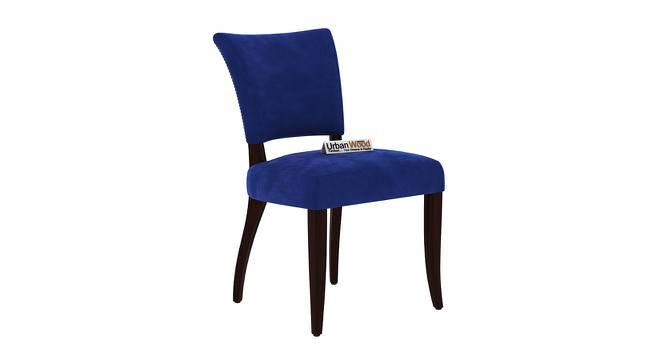 Fabian Dining Chair (Walnut, Matte Finish) by Urban Ladder - Cross View Design 1 - 373120