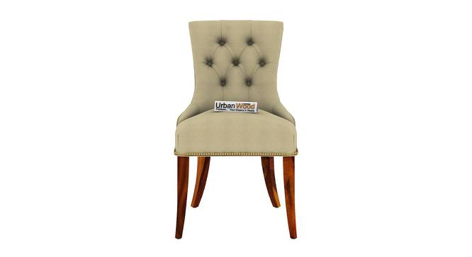 Franklin Dining Chair (HONEY, Matte Finish) by Urban Ladder - Front View Design 1 - 373136