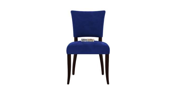 Fabian Dining Chair (Walnut, Matte Finish) by Urban Ladder - Front View Design 1 - 373141
