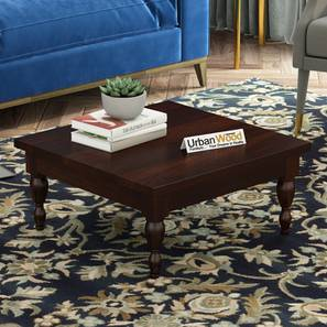 Isabelle coffee table walnut finish color matte finish lp