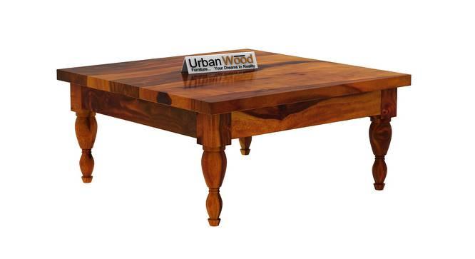 Jamie Coffee Table (HONEY, Matte Finish) by Urban Ladder - Cross View Design 1 - 373209
