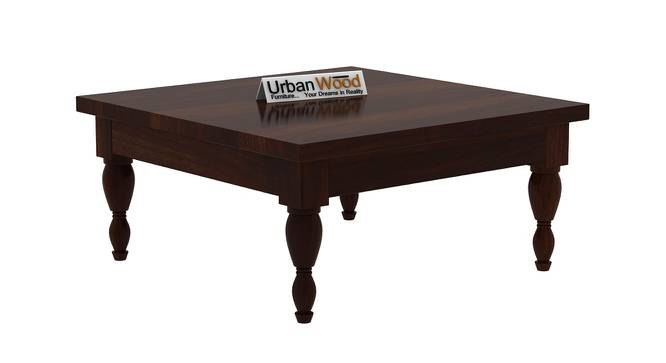 Isabelle Coffee Table (Walnut, Matte Finish) by Urban Ladder - Cross View Design 1 - 373211