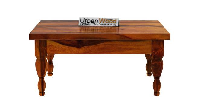 Jamie Coffee Table (HONEY, Matte Finish) by Urban Ladder - Front View Design 1 - 373229