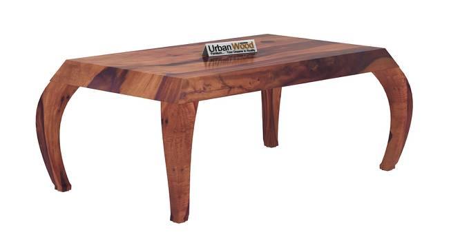Kate Coffee Table (Teak, Matte Finish) by Urban Ladder - Cross View Design 1 - 373294