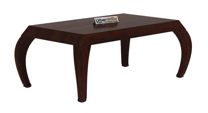 Adina Coffee Table (Walnut, Matte Finish) by Urban Ladder - Cross View Design 1 - 373295