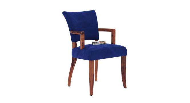 Princeton Dining Chair (Teak, Matte Finish) by Urban Ladder - Cross View Design 1 - 373381