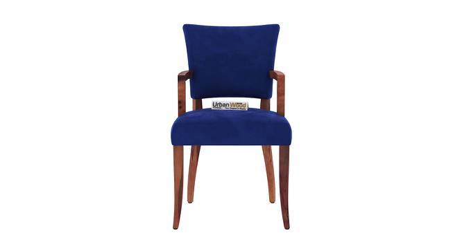 Princeton Dining Chair (Teak, Matte Finish) by Urban Ladder - Front View Design 1 - 373401