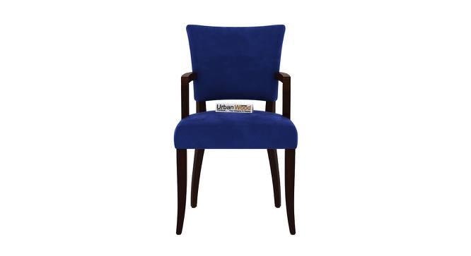 Princeton Dining Chair (Walnut, Matte Finish) by Urban Ladder - Rear View Design 1 - 373416