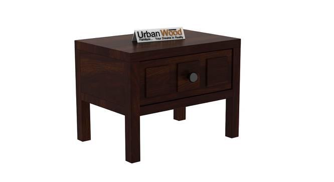 Winslow Bedside Table (Walnut) by Urban Ladder - Cross View Design 1 - 373466