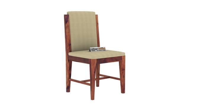 Winston Dining Chair (Teak, Matte Finish) by Urban Ladder - Cross View Design 1 - 373470