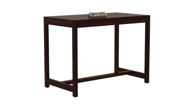 Stoinis Study Table (Walnut, Matte Finish) by Urban Ladder - Cross View Design 1 - 373478