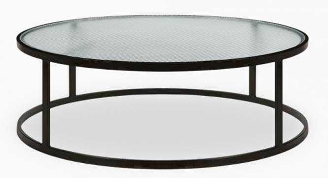 Annis Coffee Table (Black, Black Finish) by Urban Ladder - Cross View Design 1 - 374339